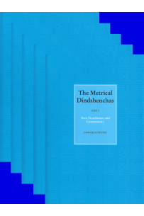 The Metrical Dindshenchas (Set of Five Volumes)