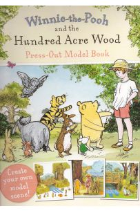 Winnie The Pooh:  Press Out Model Book