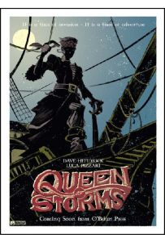 Granuaile: Queen of Storms