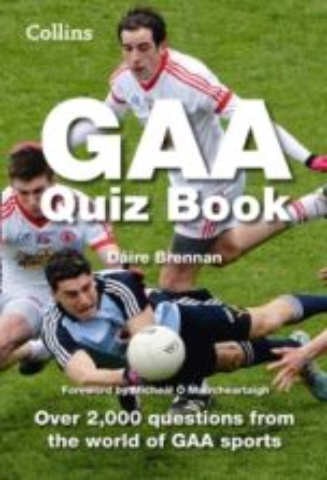 Collins Unofficial GAA Quiz Book