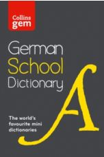 Collins German School Gem Dictionary : Trusted Support for Learning, in a Mini-Format