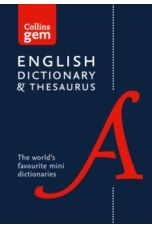 Collins English Gem Dictionary and Thesaurus (6th Edition)