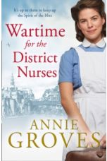 Wartime for the District Nurses  (The District Nurse Book 2)