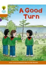 Oxford Reading Tree Biff, Chip and Kipper Stories Decode and Develop: Level 8: A Good Turn