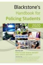 Blackstone's Handbook for Policing Students 2020 (14th Revised Edition)