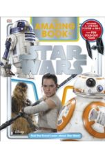 The Amazing Book of Star Wars : Feel the Force! Learn about Star Wars!