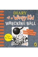 Diary of a Wimpy Kid: Wrecking Ball (Book 14) CD
