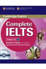 Complete : Complete IELTS Bands 5-6.5 Student's Book with Answers with CD-ROM