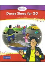 Wonderland Dance Shoes For GG Stage 2 Book 3 (1st Class)