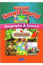 Small World – Geography & Science Activity Book (3rd Class)