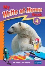 My Write at Home Book 4 (4th Class)