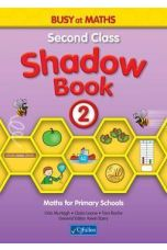 Busy at Maths Shadow Book 2 (2nd Class)