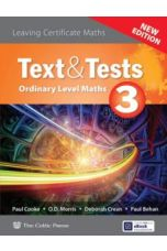 Text & Tests 3 Ordinary Level - NEW EDITION (Leaving Certificate)