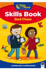 Over The Moon (2nd Class Skills Book)