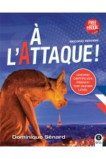 À L'Attaque - Leaving Certificate French for Higher Level (2nd Edition)