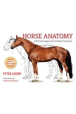 Horse Anatomy : A Pictorial Approach to Equine Structure
