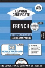 Edco Exam Papers: French Ordinary Level (Leaving Cert 2022)