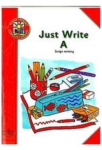 Just Write A1 Cursive Script Writing