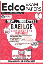Edco Exam Papers: Gaeilge Ardleidhéal Papers (New Junior Cycle Exam 2022)