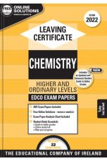 Edco Exam Papers: Chemistry Higher & Ordinary Levels (Leaving Cert 2022)