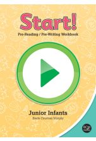 Start! Pre-Reading/Pre-Writing Workbook