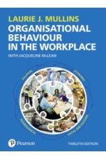 Organisational Behaviour in the Workplace (12th Edition)