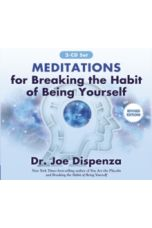 Meditations for Breaking the Habit of Being Yourself  (CD Audio)