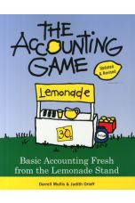 Accounting Game : Basic Accounting Fresh from the Lemonade Stand