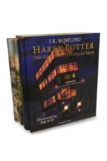 Harry Potter - The Illustrated Collection : Three magical classics