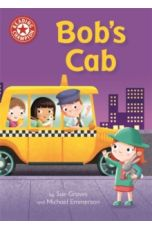 Reading Champion: Bob's Cab : Independent Reading Red 2