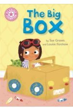 Reading Champion: The Big Box : Independent Reading Pink 1B