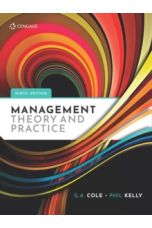 Management Theory and Practice (9th Edition)