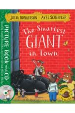 The Smartest Giant in Town : Book and CD Pack