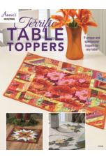 Terrific Table Toppers : 9 Unique and Spectacular Toppers for Any Table