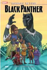 Marvel Action: Black Panther: Rise Together : Book Two