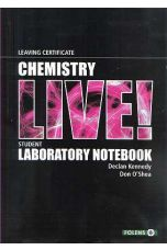 Chemistry Live Lab Notebook 2nd Edition
