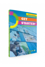 Get Started! (Textbook ONLY) (Junior Cycle Business Studies)
