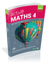Active Maths 4 Book 1 2nd Edition 2016 (Leaving Certificate Higher Level)