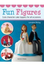 Fun Figures : Cute Character Cake Toppers for All Occasions