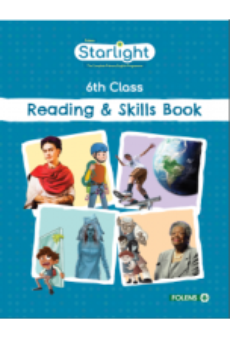 Starlight 6th Class Combined Reading & Skills Book