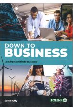 Down to Business (2020) Leaving Cert (Textbook & Workbook)