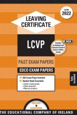 Edco Exam Papers: LCVP Past Exam Papers (Leaving Cert 2022)