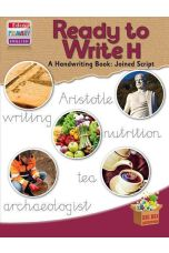 Ready to Write H : A Handwriting Book -  Joint Script (6th Class)