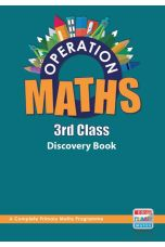 Operation Maths 3 Discovery Book (3rd Class)