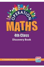 Operation Maths 4 Discovery Book (4th Class)