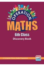 Operation Maths 6 Discovery Book (6th Class)