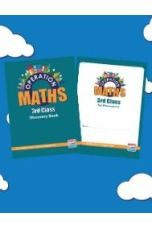Operation Maths 3 Discovery Book and Assessment Book (3rd Class)