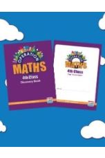Operation Maths 4 Discovery Book and Assessment Book (4th Class)