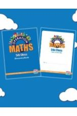 Operation Maths 5 Discovery Book and Assessment Book (5th Class)