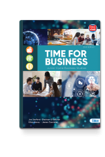 Time for Business 2nd Edition (including Student Activity Book & FREE e-book)
